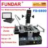 2012 Apr Latest Released Fundar FD-6800 BGA Rework Machine