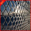 846)high quality hot dipped galvanized/electro galvanized /PVC chain link fence(10 years factory0