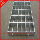 2)HOT!hot dip galvanized steel grating/floor grating/steel bar grating (10 years manufacturer)