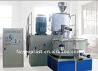 Plastic mixing unit