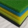 aquarium filter sponge/pond filter sponge