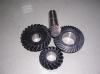Spiral bevel gears aluminium gears