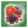 fruit lenticular card