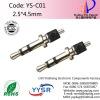 YS-C01 2.5mm male plug video