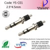 YS-C01 2.5mm male plug video