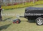 Electric trailer tug