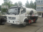 New Design RHD DongFeng 7cbm Sewer Suction Truck