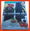 6PC Container Gear Vacuum Flasks