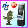 2012 OEM Newest Dual screen cabinet slot machine,Slot cabinet machine, slote machine,casino machine parts(cabinet)