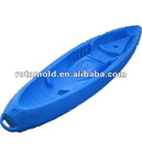 Blue High Quality PE Kayak For Recreation and Entertainment