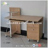 Wooden computer table/Combination computer desk/Computer table for living room/hom computer talbe