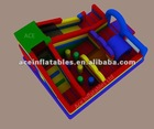 New hot commercial Inflatable Obstacle for kids
