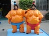 Hot Selling Inflatable Sumo Wrestler Costume