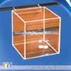 Acrylic Bin For Slatwall