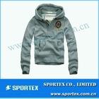 2012 fashion OEM unisex sweatshirt hoodie