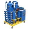 Ultra filtering machine for transformer oil