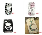 New bling diamond crystal case for iPhone5 iphone4 4S