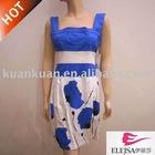 2011 printing lady dress