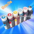 Six colors continuous ink supply system