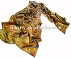 100% silk georgette fabric