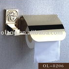 Bathroom Accessories-brass toilet roll paper holder