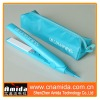 Beautiful hair straightener tools bag,Cosmetic Bag For One Set Sky Blue