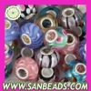 925 Silver Core Murano Glass Beads Wholesale