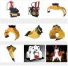 GIANTN Hydraulic Attachments