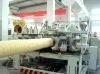 PVC Double Wall Corrugated Pipe Machine