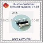 M6*25 stainless screw &bolt