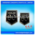 Custom Metal Badge Shield