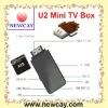 U2 Mini Android TV Box with Allwinner A10 CPU