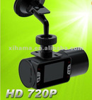 newest 720P hd twins camera car dvr recorder