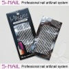 12pcs 100% nail polish strips nail art sticker
