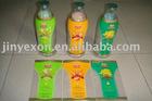 PET Heat Shrink Label for oil, beverage,beer bottle