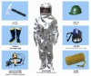 MARINE EQUIPMENT FIREMAN OUTFIT