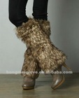 HM-LW--6 Ladies warm leggings faux fur polyester lining