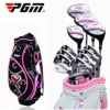 Women's left handed PGM JSF F35 Complete golf set