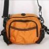 2012 hot sale and fashion polyester waist/belt/sport/travel/shoulder bag with simple design