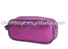 2010 fashion cosmetic bag - shiny fabric bag CB12