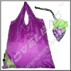 2012 hot sell promotional gift foldable bag polyester, polyester foldable bag