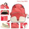 promotional latest design fox school bag cheap