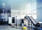IQF Fluidization Tunnel Freezer