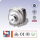 VDE approved shaded pole fan motors for condensor,water dispenser with refrigerator