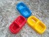 Plastic Pet feeder bowls, Animal bowls