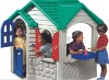 outdoor children plastic play house toy