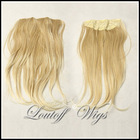 Loutoff synthetic hair pieces ALLY-24BT613