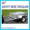 5'X4' CAR TRAILER(LT-102)