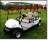 4 seater electric sightseeing car,2012 new model large deep cycle batteries, ce approved