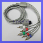 Premium Component Audio Video Cable for Wii